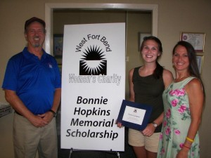 Taylor Campsey 2012 Scholarship Winner